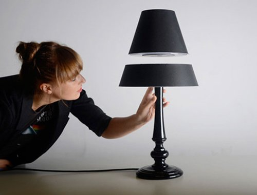 Левитирующая лампочка как сделать